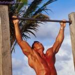 Подтягивания прямым широким хватом. Тренировка широчайших мышц спины