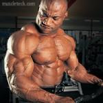 Мышцы предплечий. Подъемы штанги обратным хватом. Тренировка Декстера.