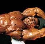 Широчайшие мышцы спины Упражнения Нассера Эль Санбати Пуловеры с гантелью