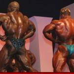 Джей Катлер и Ронни Колеман Широчайшие мышцы спины