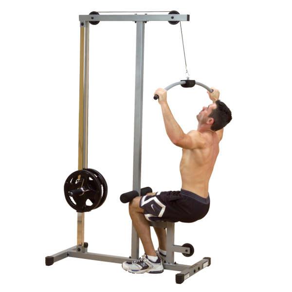 Тренажеры своими руками для широчайших мышц спины