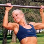 Подтягивания широким хватом. Тренировка широчайших мышц спины