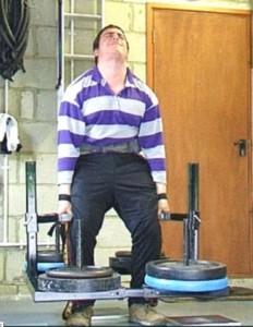 Рама для становой тяги