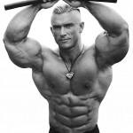 lee priest Ли Прист Рост 163 см, Вес в межсезонье - 129 кг, соревновательный - 102 кг Бицепс 56см!