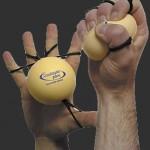 Тренажер для тренировки силы пальцев