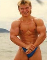 Ли прист lee priest  в 14 лет