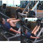 Техника жима ногам Тренировка бедер