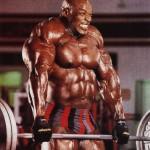 Ronnie Coleman Шраги так же неплохо помогают укреплять мышцы шеи Ронни Колеман