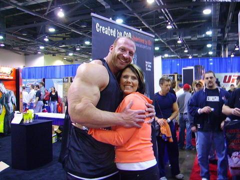 Dwayne Johnson (The Rock): 58,4 Cm De Biceps - Geral - Fórum
