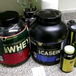 Спортивное питание Протеины