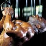 Эрни Тэйлор Ernie Taylor тренировка широчайших мышц спины Формирование мужского торса Тяга верхнего блока к груди