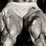 Jay Cutler Джей Катлер Разгибание ног Упражнения на квадрицепсы бодибилдинг