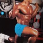 Выпады - лучшее упражнение для улучшения формы задней и передней поверхности бедра