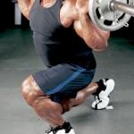 Выпады Бэнч Уоррен Branch Warren Тренировка квадрицепсов и мышц задней поверхности бедра