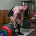 Становая тяга Константинов Konstantinov deadlift