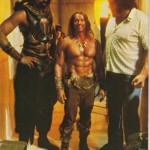 Андре Гигант (Andre Giant) и Арнольд
