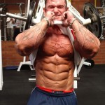 Ли Прист Lee Priest пресс