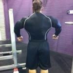 Ли Прист Lee Priest 2011 широчайшие мышцы спины