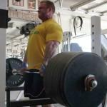 Ли Прист Lee Priest становая тяга. Так же не плоххое упражнение для шейных мышц