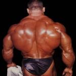 Бодибилдер Дориан Ятс Dorian Yates, широчайшие мышцы спины