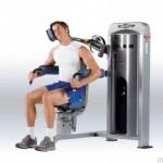 Тренажер для тренировки мышц шеи