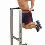 Отжимания на параллельных брусьях - отличное упражнения для развития силы