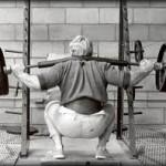Том Плац Tom Platz Приседания со штангой на плечах Отличный способ развить силу и увеличить мышечную массу