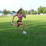 Ериин Стерн Erin Stern кардио тренировки бег