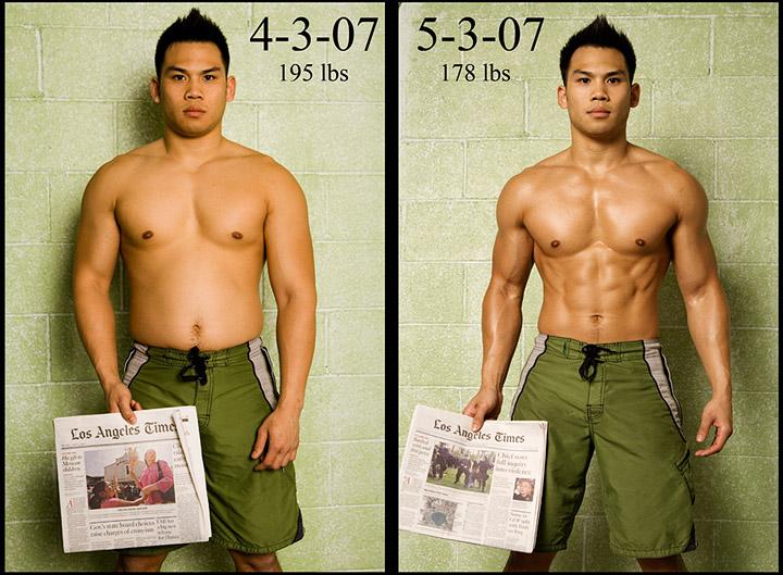 сушим тело убираем жир меню