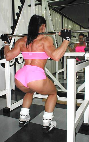 убрать жир бедер ягодиц упражнения