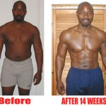 Бодибилдинг Сушка мышц. Фотография до спортивной сушки и после. За 14 дней реально достигнуть такого результата используя кардиотренировки и диету