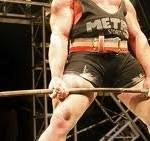 Становая тяга сумо