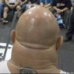 Joe Ladnier самая толстая и мускулистая шея в мире
