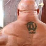 Joe Ladnier мышцы шеи