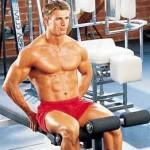 Разгибания ног сидя. Тренировка мышц ног, квадрицепсов. Бодибилдинг. Качаем ноги.