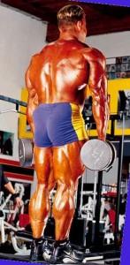 Jay Cutler Джей Катлер, румынская тяга с гантелями, тренировка бедер