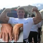 Денис Цыпленков и его руки