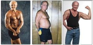 Jeffry Life Джефри Лайф, 70-летний бодибилдер