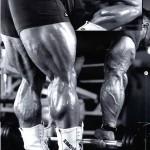 Lee Priest Ли Прист, тренировка мышц задней поверхности бедер, бицепсов бедер, бодибилдинг