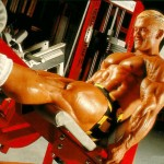 Ли Прист, тренировка ног, жим ногами, бодибилдинг