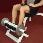 Подъемы носков в тренажере, тренировка передней части мышц голени. Как накачать мышцы икр