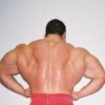 Грэг Ковач, широчайшие мышцы спины, самый большой бодибилдер в мире