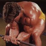 Gunnar Rosbo Гуннар Росбо, самые большие мышцы предплечья в мире