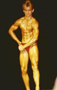 lee priest 13 years old abs biceps bodubuilding quads
