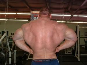Самый высокий бодибилдер, Ноа Стир, широчайшие мышцы спины, Noah Steere
