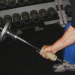Боковые сгибания запястий, тренировка мышц предплечия, бодибилдинг, сильный хват