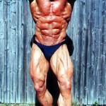 Тони Падолфо, бодибилдер в старости, 64 года
