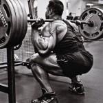 Evan Centopani Эван Цептомани, приседания со штангой на плечах, бодибилдинг, тренировка квадрицепсов, тренировка ног, сильные ноги