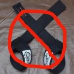 Для тренировки силы хвата не используйте лямки для становой тяги