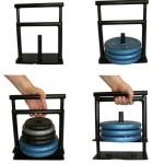 Тренажер для тренировки стального хвата